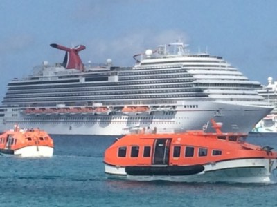 Cruise ships barred from Cayman till year-end