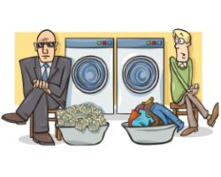 money laundering, Cayman News Service
