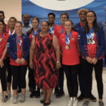 Cayman swim team enjoys record CARIFTA