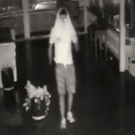Restaurant looking for would-be burglar