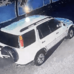 Thief caught on camera takes car in Prospect
