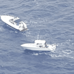 Police come to rescue of stranded boat