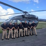 Cayman chopper sent to help Bahamas