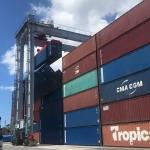 Port boss takes action after containers fall