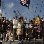 Pandemic trims pirate party