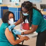 Airport vaccine clinic opens to all