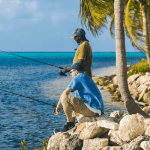Shore fishing allowed in over half local waters