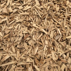 WoodChips close-up 4/19