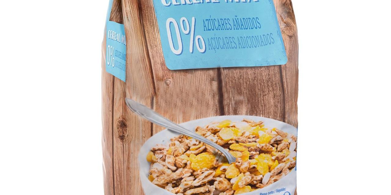 CEREAL MIX 0% AZUCARES AÑADIDOS, mercadona