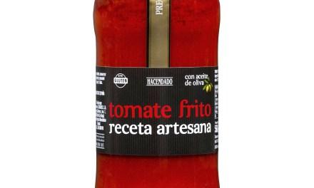 TOMATE FRITO ACEITE OLIVA RECETA ARTESANA, mercadona