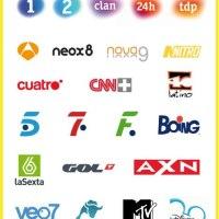 LISTA DE GRANDES MEDIOS DE TV Y RADIO EN MANOS DE LA GRAN BANCA
