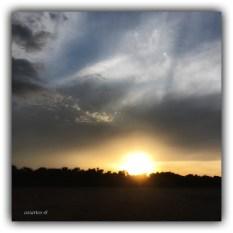 Sundown at Chapel by cazartco