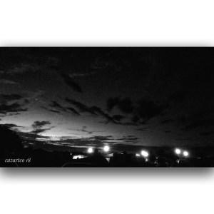 Hello Darkness by cazartco