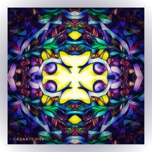 Kaleidoscope 2 by cazartco