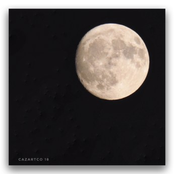 Mourning Moon by cazartco