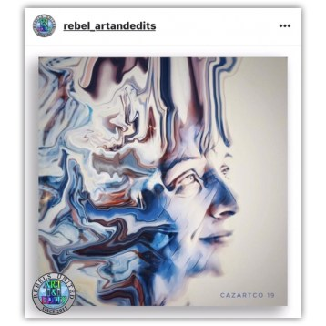 Then featured by @rebel_artandedits on Instagram