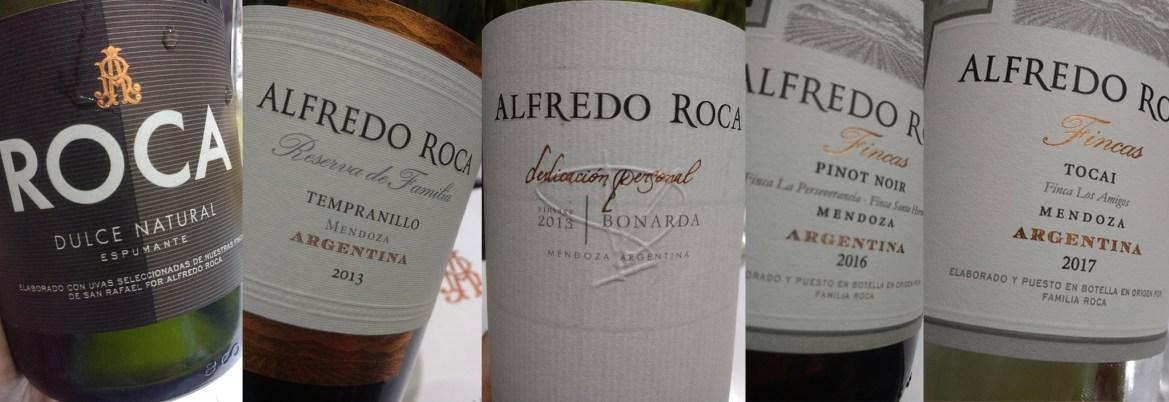 """Presentación Bodega """"Alfredo Roca"""""""