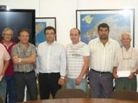 Sociedades Mallorquinas se reunen con el director insular de caza