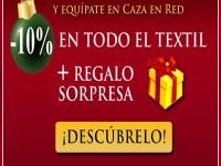 Caza en Red celebra sus navidades con un regalo sorpresa