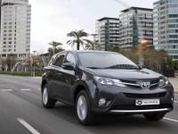 Toyota RAV 4; seguridad cinco estrellas