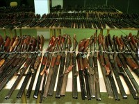 Subastas de armas de la Guardia Civil en el mes de marzo
