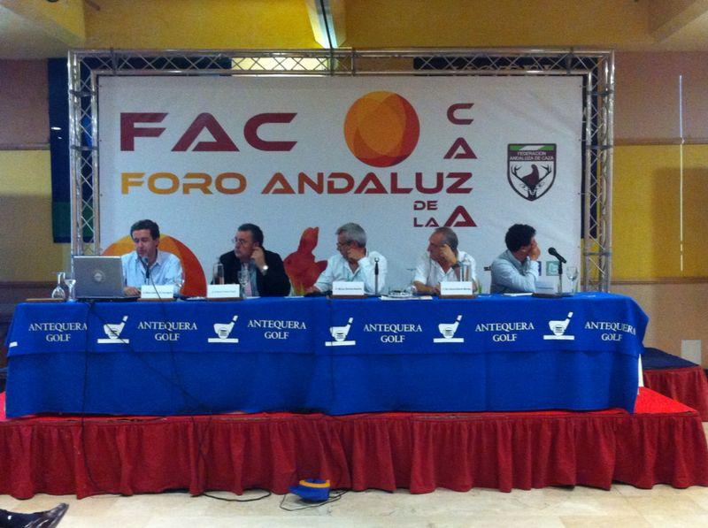 Foro Andaluz de la Caza - MEsa 3