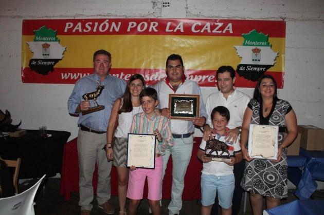 Premios Monteros de Siempre - juvenex