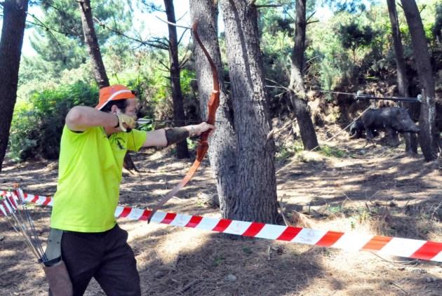 Recorridos de caza con arco