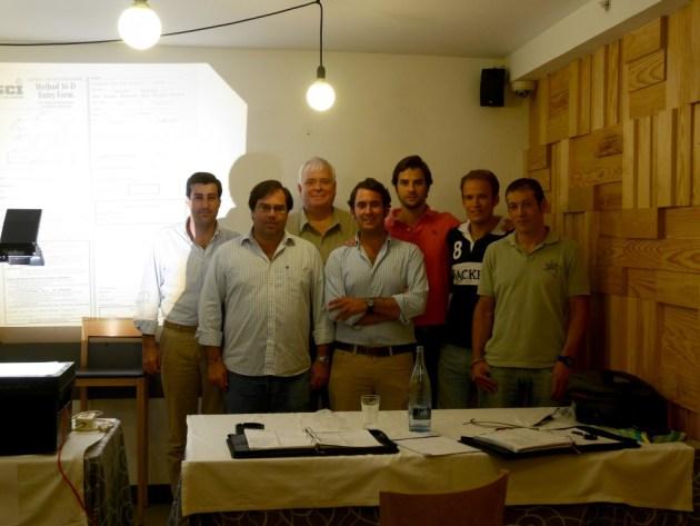 Curso medidores La Mancha Chapter SCI