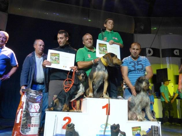 Campeonato España Rastro Touro