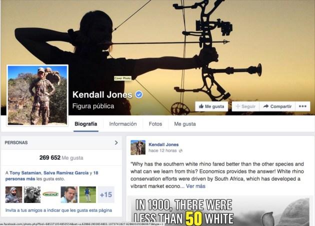 Kendall Jones SCI
