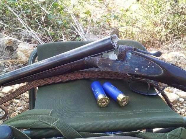 ADECACOVA escena caza armas cartuchos