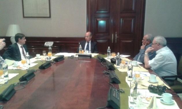 reunión prensa teófilo de luis 5 de septiembre rehalas