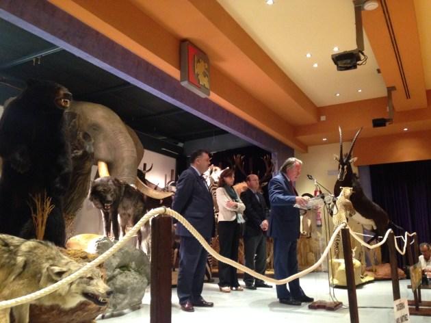 inauguración intercaza 2014