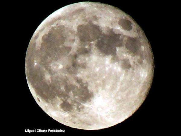 luna llena del cazador