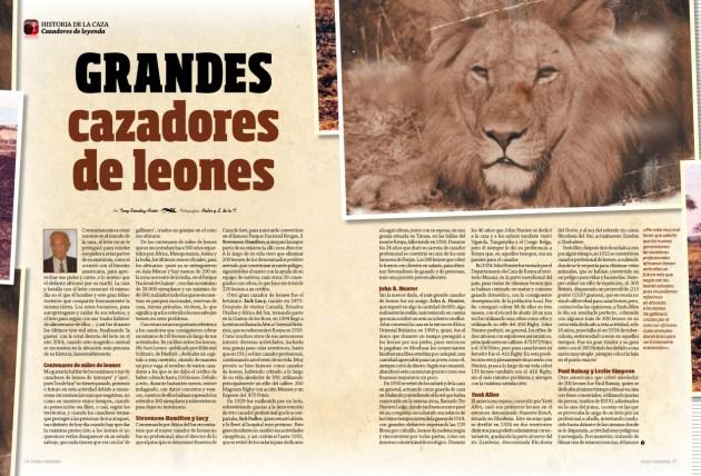 03 cazadores de leones