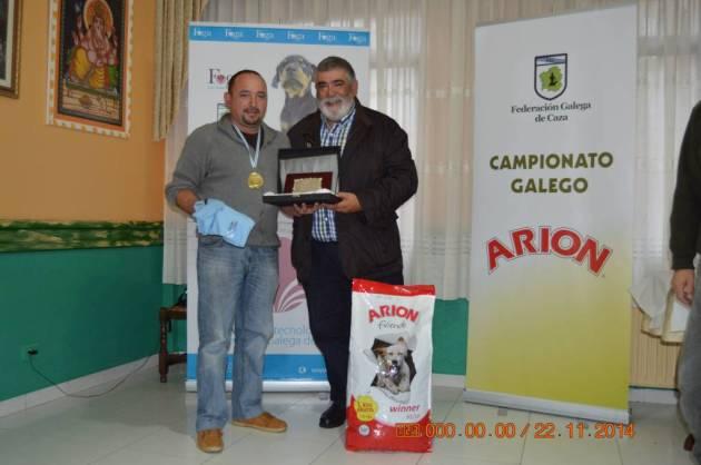 campeonato autonómico becadas galicia