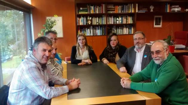 reunión asociación caza maior galicia