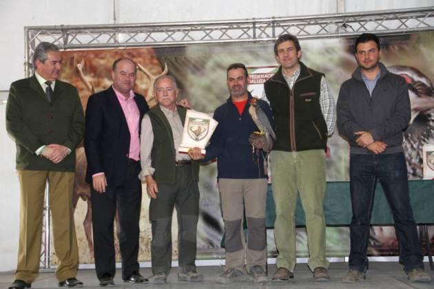 Éxito rotundo de las VII Jornadas Cetreras de Andalucía
