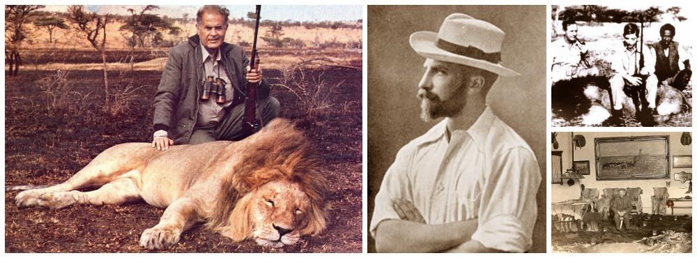 360 - Grandes cazadores de leones (1)