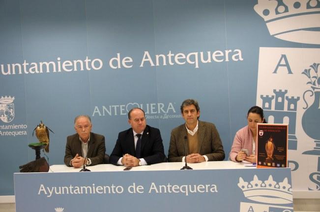 Antequera se lanza a por las VII Jornadas Cetreras de Andalucía