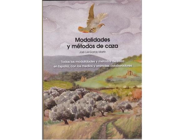 Portada Libro MODALIDADES Y MÉTODOS DE CAZA
