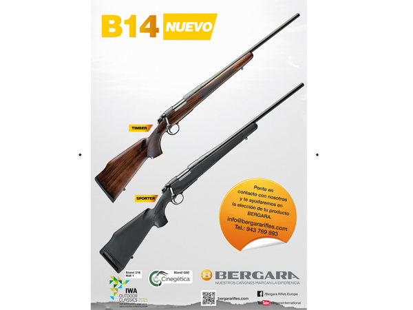 bergara B14E