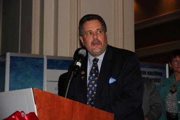 El presidente del SCI, Craig Kauffman.