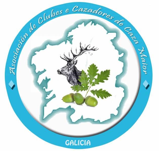 Asociación de Clubes de Caza Maior de Galicia logo