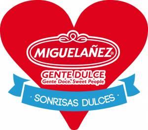 LOGO Migueláñez SONRISAS DULCES
