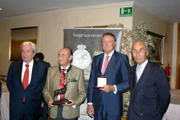 Premios Real Club de Monteros 2014 Foxá