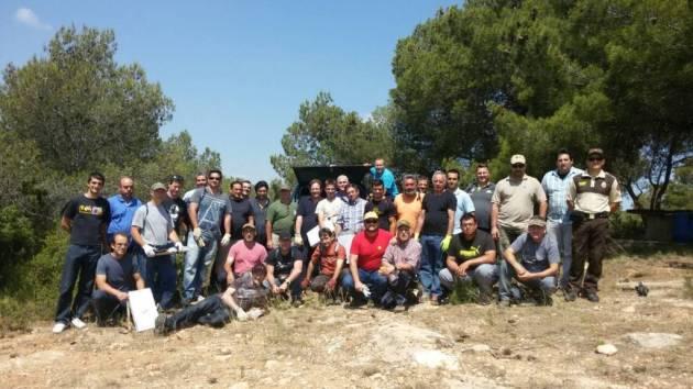Prácticas del curso de Control de Predadores en Segorbe (2)