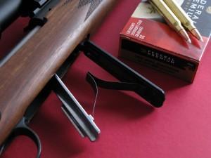Bergara B14 rifle