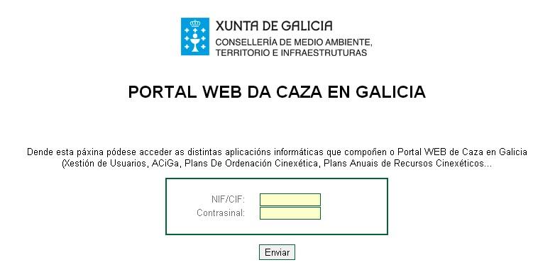 PORTAL WEB galicia